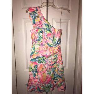 Lilly Pulitzer Tiffani Stretch Dress